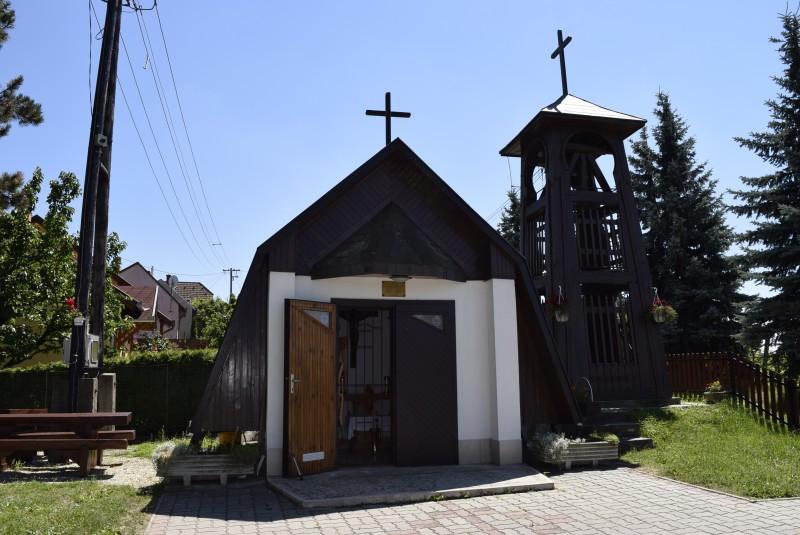 Jánkahegyi kilátó, harangláb, kápolna és Kálvária