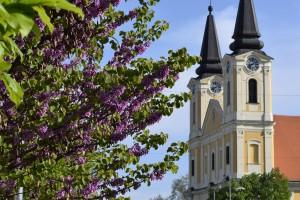 Zalaegerszeg plébánia templom