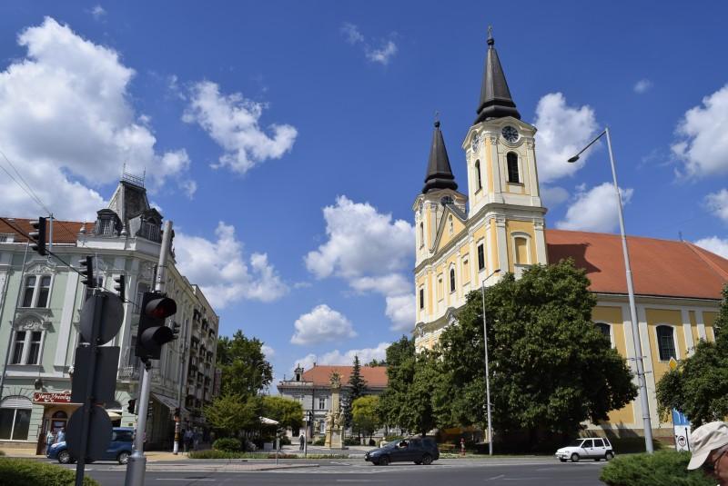 Kazinczy tér