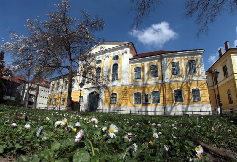 Zalaegerszegi Törvényszék épülete