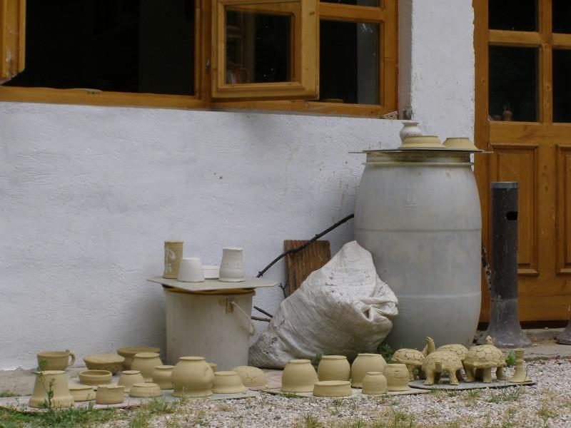 Gébárti Kézművesek Háza
