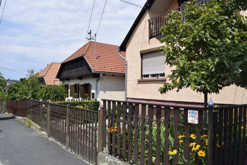 """ONCSA-házak az egykori """"Göcsejszegben"""""""