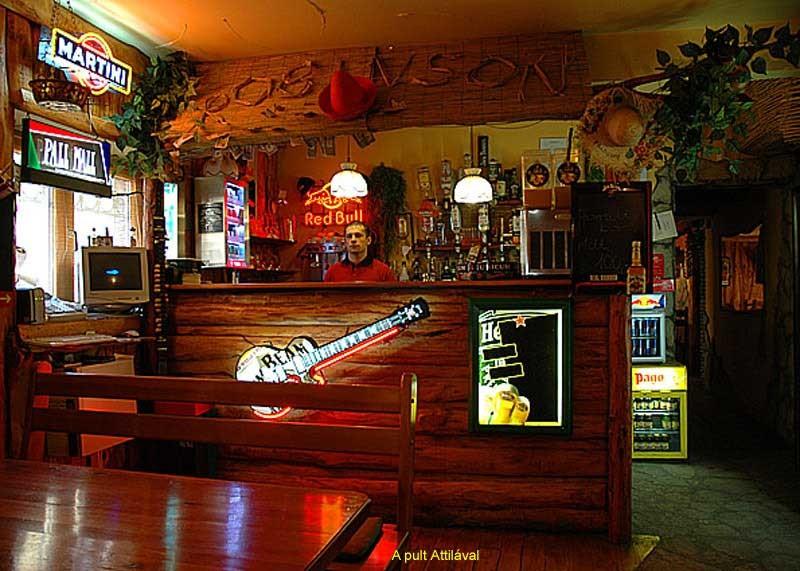 Robinson Music Pub Étterem