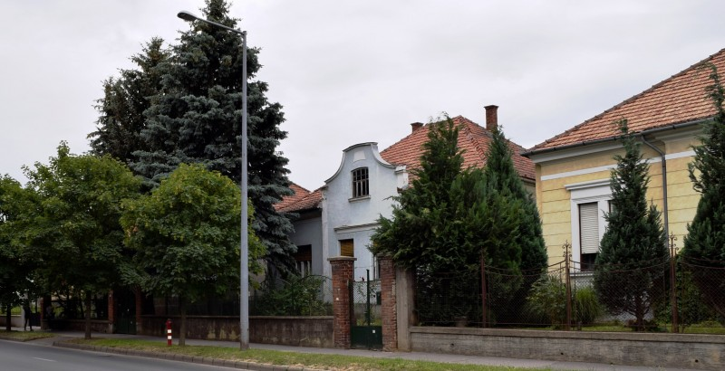 Villasor a Kosztolányi utcában