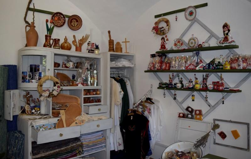 Zalai Kézműves Kincsek népművészeti bolt