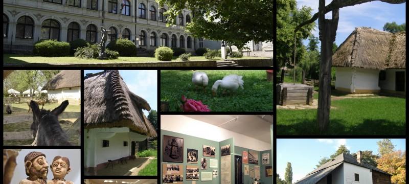 Göcseji Múzeum és Falumúzeum montázs