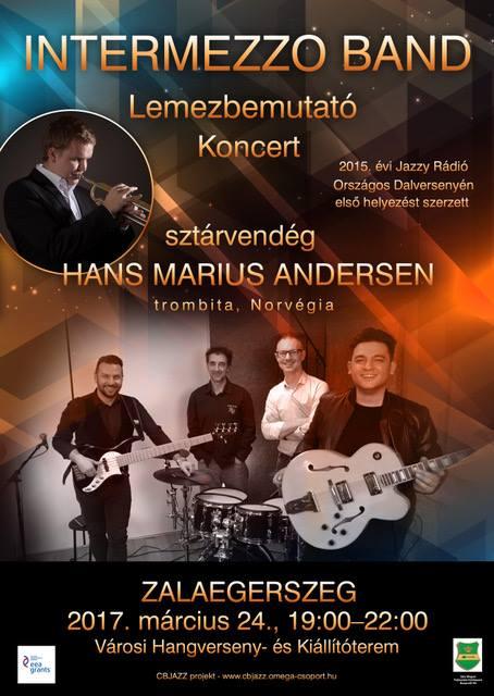 Intermezzo Band lemezbemutató koncertje