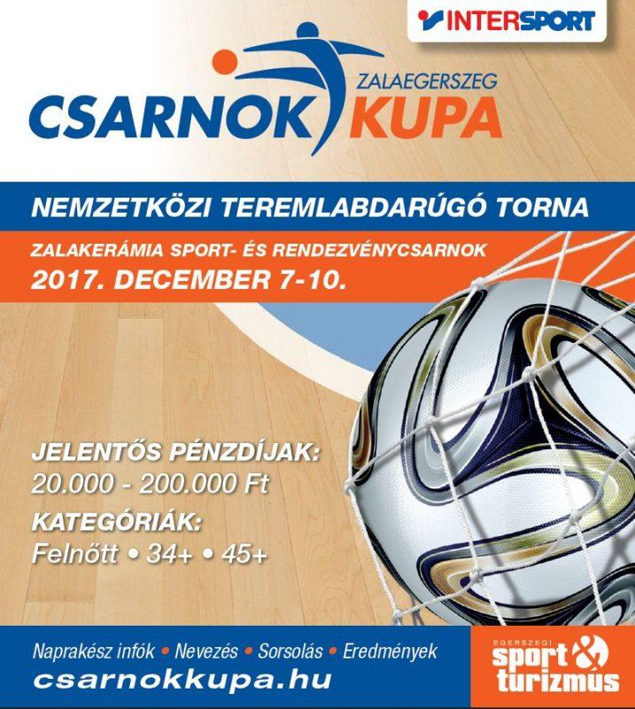 Csarnok Kupa 2017