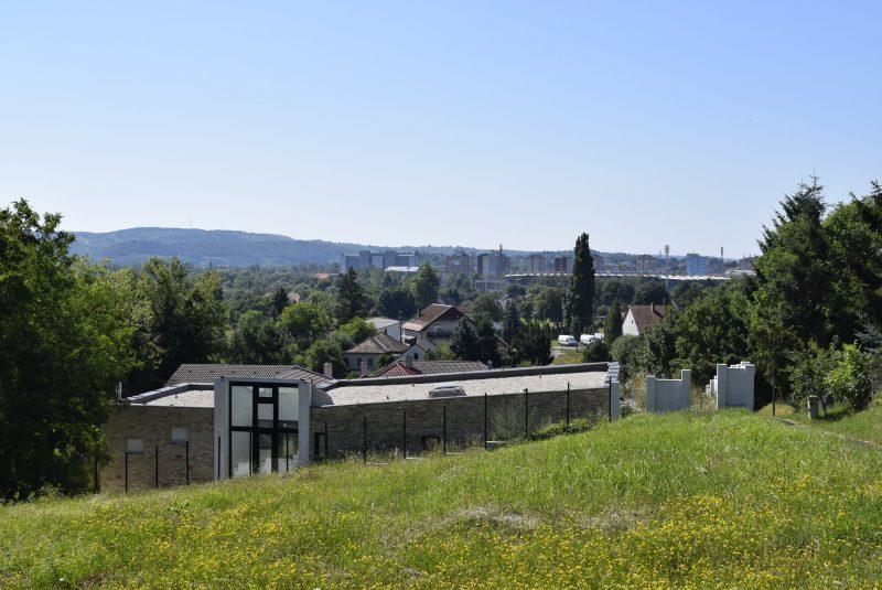Kaszaháza története