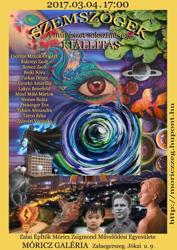 Szemszögek - A művészet sokszínűsége