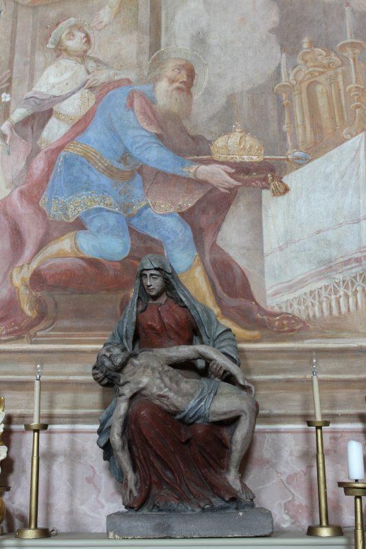 Fehérképi Madonna, avagy a Piéta-szobor