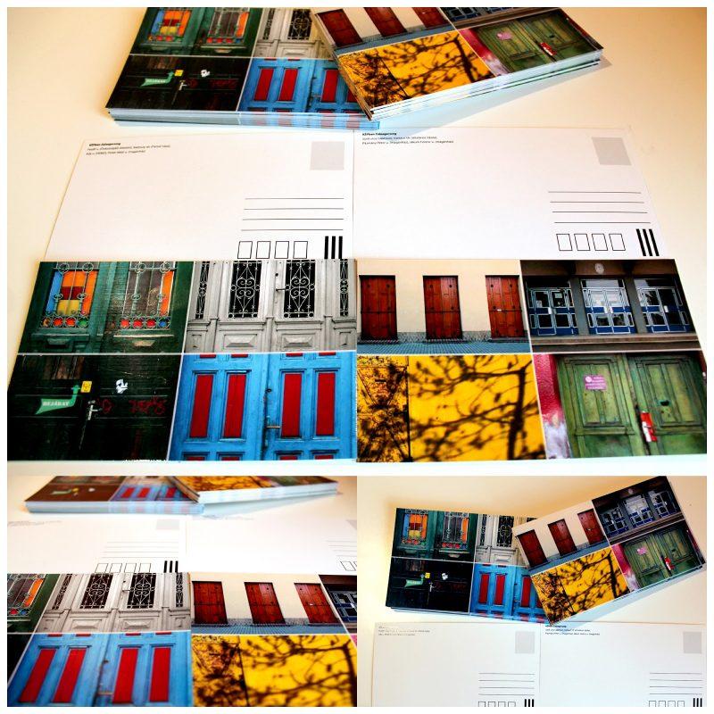 Kaphatóak a KulTour-Vidék képeslapok!