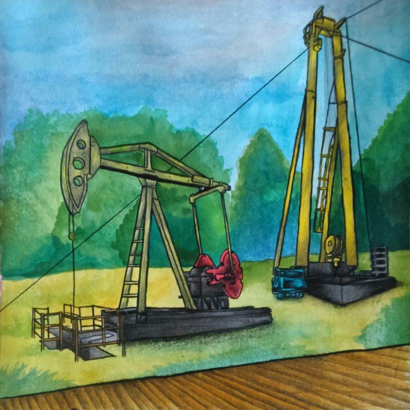 A hét színkavalkádja 14. rész: A olajipar bölcsőjében