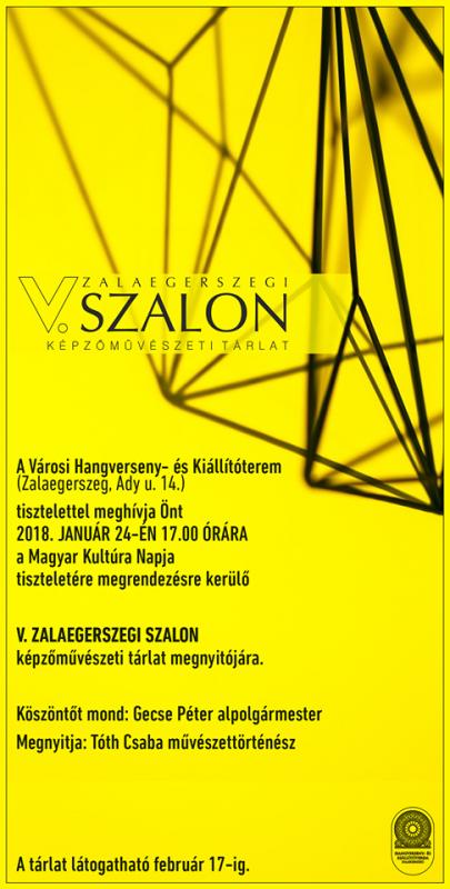 Zalaegerszegi Szalon 2018