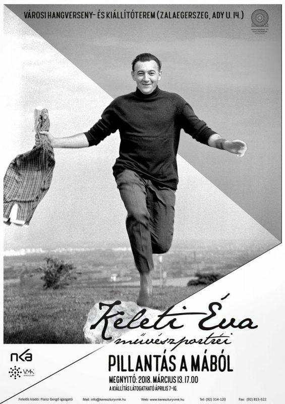 Keleti Éva Kossuth-díjas fotográfus kiállítása