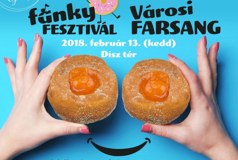 Fánky Fesztivál - Városi Farsang