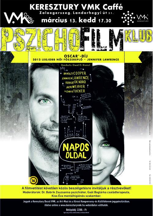 Pszichofilmklub: Napos oldal